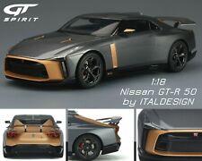 Nissan GT-R 50 Liquid Kinetic Grey 1/18 GT300 GT Spirit Précommande Avril 2021