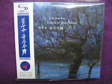KIM DOO SOO / DANCE OF HUNCHBACK SHM-CD NEW  KOREAN FOLK