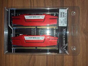 Memoire DDR4 G.Skill Ripjaws V - 32Go (4x8Go) 2133Mhz