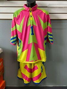 Jorge Campos Soccer Uniform  VINTAGE surfer 90's retro