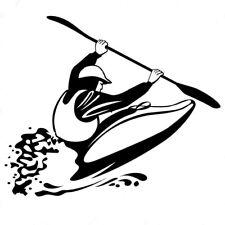 Swwk ADESIVI leggermente Bianco Acqua Kayak FB Group colori tra cui le parti metalliche