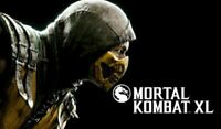 Mortal Kombat XL | Steam Key | PC | Digital | Worldwide |
