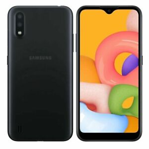 Samsung Galaxy A01 Single SIM Octa-Core 16GB 13MP Carrier Unlocked Worldwide