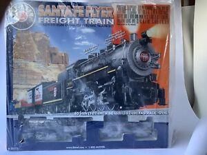 Lionel Santa Fe Flyer O Guage Train Set 6-30173