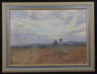 Emile Thivier (1858-1922) Landscape Indre Lehmann Berry Impressionism Langée