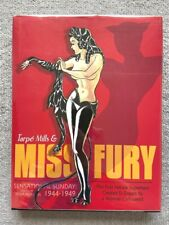 MISS FURY BY TARPÉ MILLS SENSATIONAL SUNDAYS 1944-49 GOOD GIRL FEMALE SUPERHERO