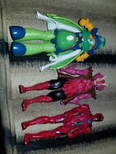 Power Rangers Lot Of 3