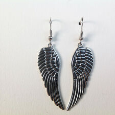 Boucles d'oreilles ailes d'ange bo-7039