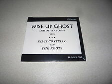 ELVIS COSTELLO AND THE ROOTS WISE UP GHOST NEW AND SEALED