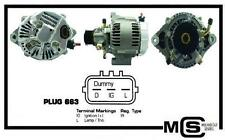 New OE spec LAND ROVER Discovery II Defender 2.5 Td5 98- Alternator