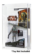 Star Wars The Clone Wars/Legacy Collection(2008-2010) Action Figure Display Case