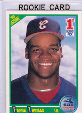FRANK THOMAS 1990 Score ROOKIE BASEBALL RC Card Chicago White Sox 1B