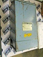 JEFFERSON 216-1561, 1.5 KVA 240/480 X 32/64 VOLT NEMA 3R TRANSFORMER- T9