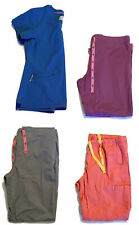 Ladies Women's Lot Of 4 Scrubs - 3 Pants & 1 Top All Size M Medium