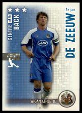 Shoot Out Premier League 2006-2007 Arjan De Zeeuw (Wigan Athletic)