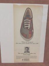 """1965 """"DOBIE GILLIS"""" Dobie's Sneakers Print Ad"""