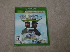 TROPICO PENULTIMATE EDITION...XBOX ONE...***SEALED***BRAND NEW***!!!!!!!