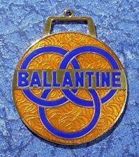 Ballantine Beer Logo Watch Fob