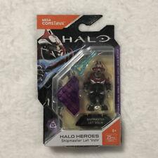 Mega Bloks Construx Halo Heroes Series 6 FMM72 Shipmaster Let Volir *New Sealed*