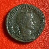 #5462 - Romaine Sestertius - Gordianus III (P M TR P II COS P P S-C) R - FACTURE