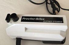 PROCTOR SILEX Clothes Steamer Travel  HAND STEAMER