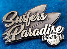 SURFERS PARADISE AUSTRALIA DESTINATION NAME SERIES SURFBOARDS Hard Rock Cafe PIN