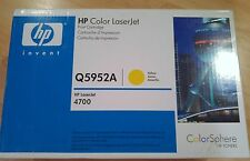 HP Color Q5952A Yellow Print Cartridge for HP Laserjet 4700