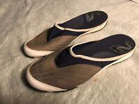 Merrell Womens Slip On Brown Leather Casual Shoes Sz 9 SC8