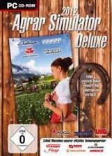 AGRAR SIMULATOR 2012 DELUXE + Farm Racer + erweiterte Map + mehr Modelle NEU