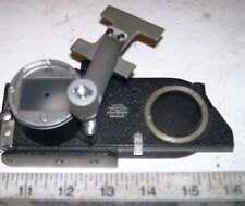 RARE VNTG COLLECTIBLE LEICA E. LEITZ WETZLAR FOCOSLIDE FUDLY CAMERA COPYING PART