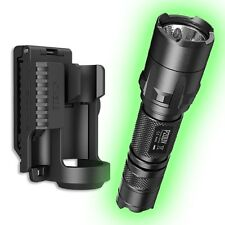 Nitecore P20UV Strobe Ready LED Flashlight w NTH30B Tactical holster