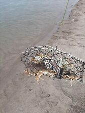3 Sporty Crab Traps Total Value $70.00 50% Off N