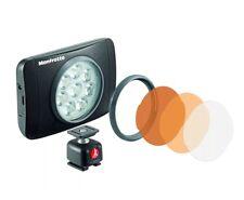 Manfrotto Lumie Muse On-Camera 8 LED Light (Black) Mfr # MLUMIEMU-BK