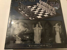 Harry Potter Wizard Chess Set Noble Collection Sealed Brand New