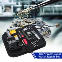 600 PCS Watch Repair Tool Kit Watchmaker Strap Pin Battery Cover Bracelet UJOS07