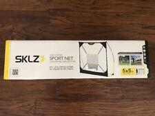 NEW Sklz Quickster Sport Net 5' X 5' Baseball Soccer Football Lacrosse