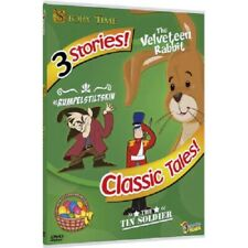 [DVD] Story Time: The Velveteen Rabbit - Rumpelstiltskin - Tin Soldier