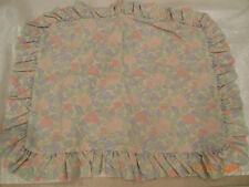 Laura Ashley Sophie Pillow Sham Pretty Floral Pattern Shabby Chic! Vintage