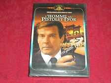 DVD JAMES BOND 007 / L'homme au pistolet d'or - ROGER MOORE / NEUF SOUS BLISTER