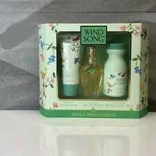 Wind Song by Prince Matchabelli, 3 Piece Gift Set (Body Lotion, Cologne, Powder)