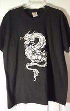 Men's Graphic T-Shirt, Dragon, Sz: XL. EUC