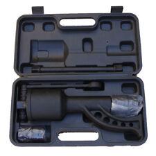 Torque Multiplier Set Wrench Lug Nut Labor Saving Lugnuts Remover 4pcs Socket US
