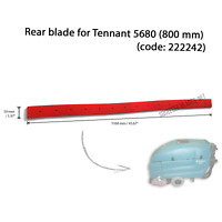 Rear squeegee blade for Tennant 5680 - FREE WORLDWIDE SHIPPING!