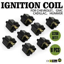 HQ SET OF 8 NEW IGNITION COIL FOR CHEVROLET  VARIOUS OTHERS UF271 C1208 SELL