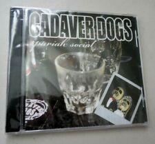 Cadaver Dogs Pariah Social CD NEW Sealed