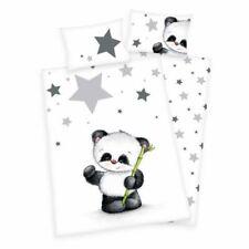 Der kleine Panda Flanell Bettwäsche Baby Baumwolle
