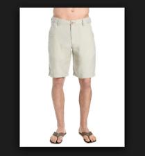 463aacbe89 Tommy Bahama Shorts Linen The Dream Size 32 Khaki Sands