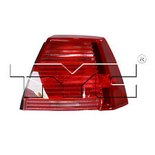 Tail Light Assembly Right TYC 11-6041-00 fits 04-06 Mitsubishi Galant