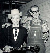 Grand Ole Opry Photo of Stringbean & Ronnie Jackson