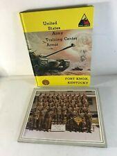 U. S. ARMY TRAINING CENTER, FORT KNOX, KENTUCKY YEAR BOOK + PHOTO 2ND PLT 1978